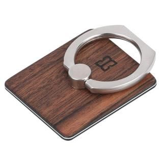 Smart Ring スマホリング 天然木 エポニー_1