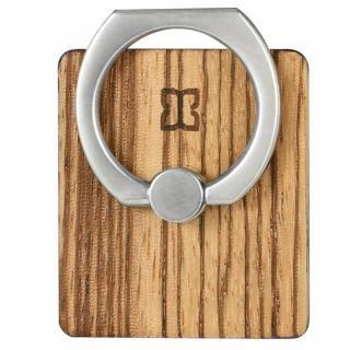 Smart Ring スマホリング 天然木 ゼプラノ