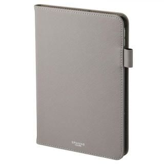GRAMAS COLORS EURO Passione Book PUレザーケース グレー iPad mini(2019)/iPad mini 4