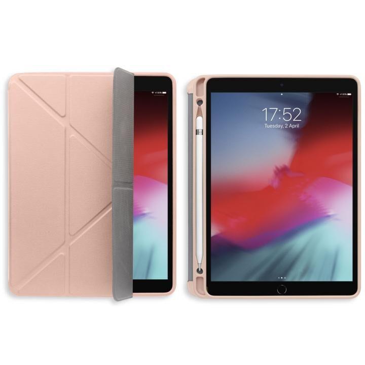 TORRIO Plus 手帳型ケース ピンク iPad Air(2019)/iPad Pro 10.5インチ_0