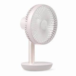 LUMENAコードレス扇風機 LUMENA FAN-STAND2 パールピンク