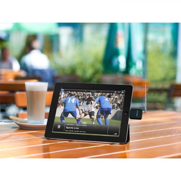 Dockコネクタに差すだけ ワンセグチューナー EyeTV mobile