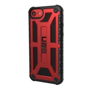 iPhone8/7/6s ケース UAG Monarch Case 耐衝撃ケース クリムゾン iPhone 8/7/6s