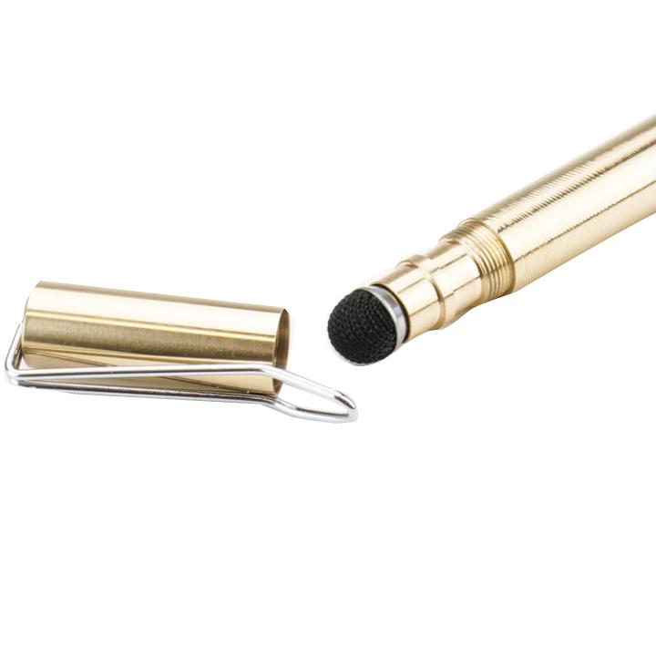 スタイラスペン Su-Pen P201S-MS 真鍮製_0