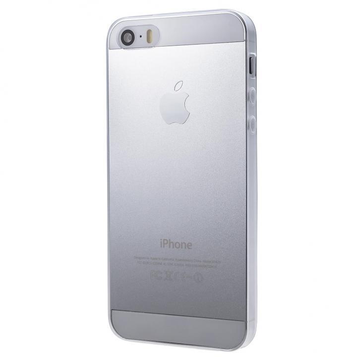 Super Thin TPUケース クリア iPhone 5s/5ケース