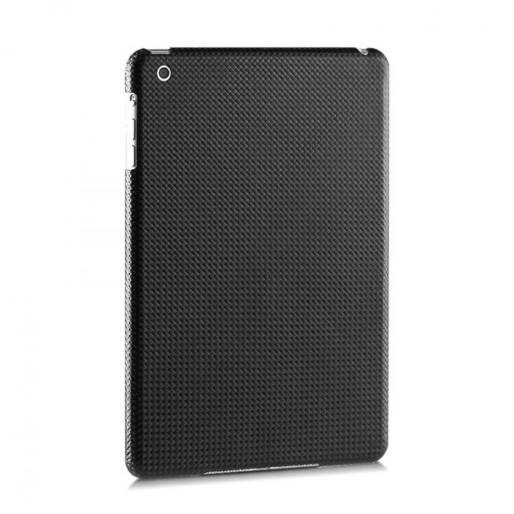monCarbone iPad mini Smartt Mate case - Mystery  Black_0