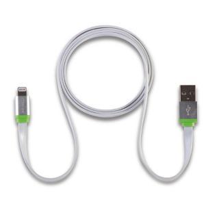 [1m] 耐久性に優れたLightningケーブル Mobee The Magic Cable