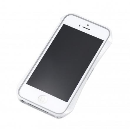 Cleave Aluminum Bumper Aero  iPhone SE/5s/5 ラグジュアリーホワイト