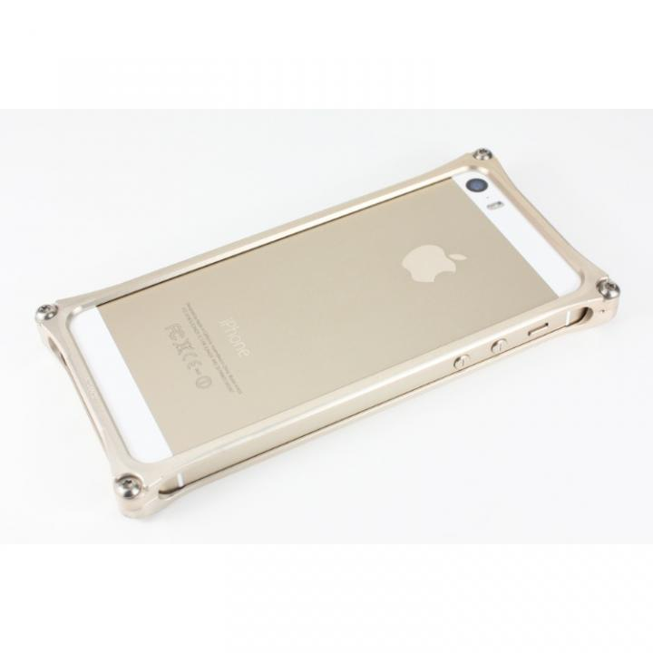 マグネシウム合金製 ソリッドバンパー Air  iPhone SE/5s/5ケース