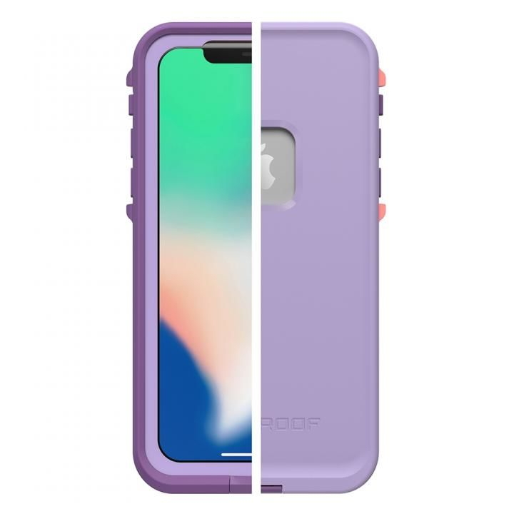 iPhone X ケース LifeProof Fre Series Chakra iPhone X_0