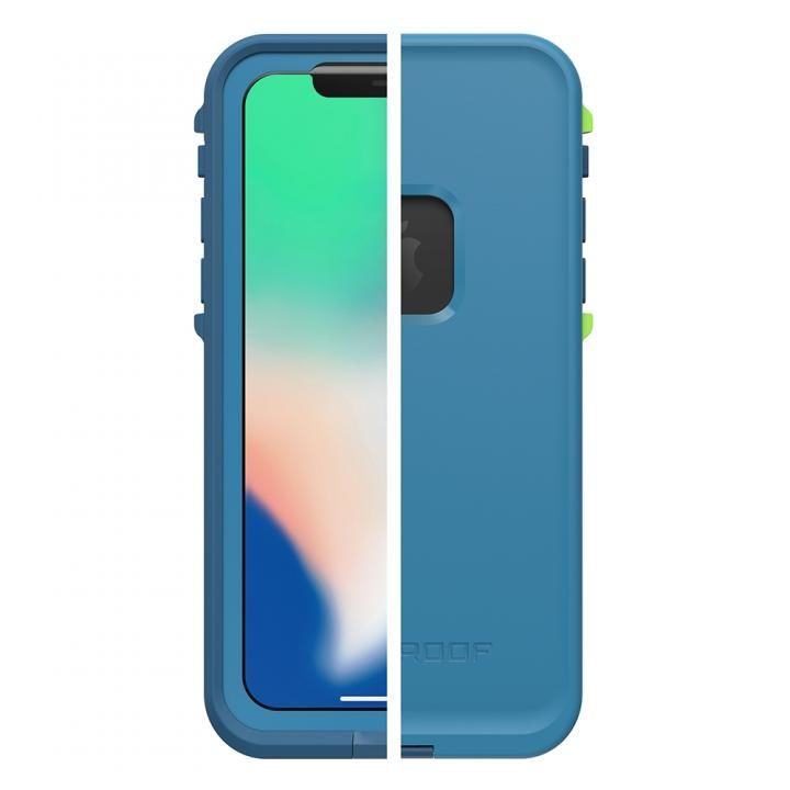 iPhone X ケース LifeProof Fre Series Banzai Blue iPhone X_0