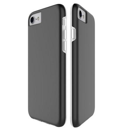 【iPhone8/7/6s/6ケース】PhoneFoam Dual Skin ブラック iPhone 8/7/6s/6_0