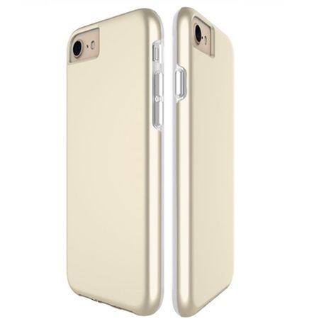 【iPhone8/7/6s/6ケース】PhoneFoam Dual Skin シャンパンゴールド iPhone 8/7/6s/6_0