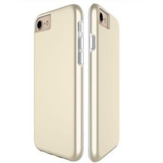 【iPhone8/7/6s/6ケース】PhoneFoam Dual Skin シャンパンゴールド iPhone 8/7/6s/6