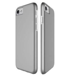PhoneFoam Dual Skin シルバー iPhone 8/7/6s/6