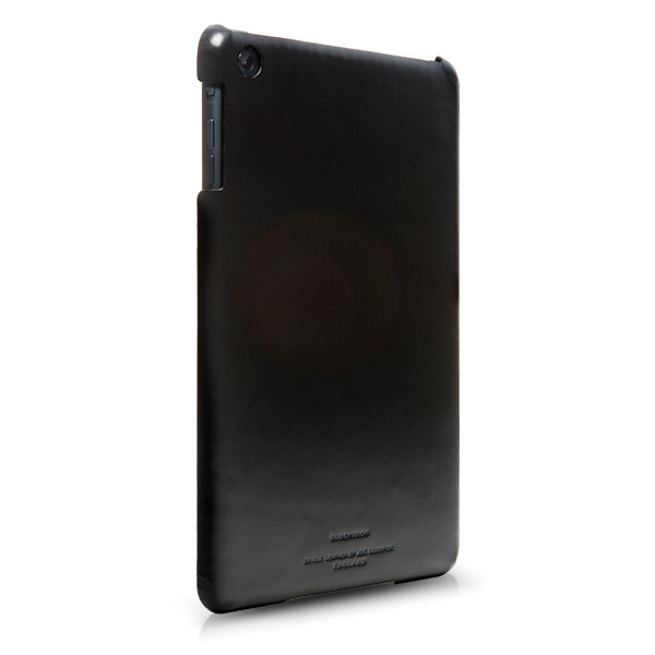 Bluevision Braze Bridle Leather Case iPad mini/2/3Black
