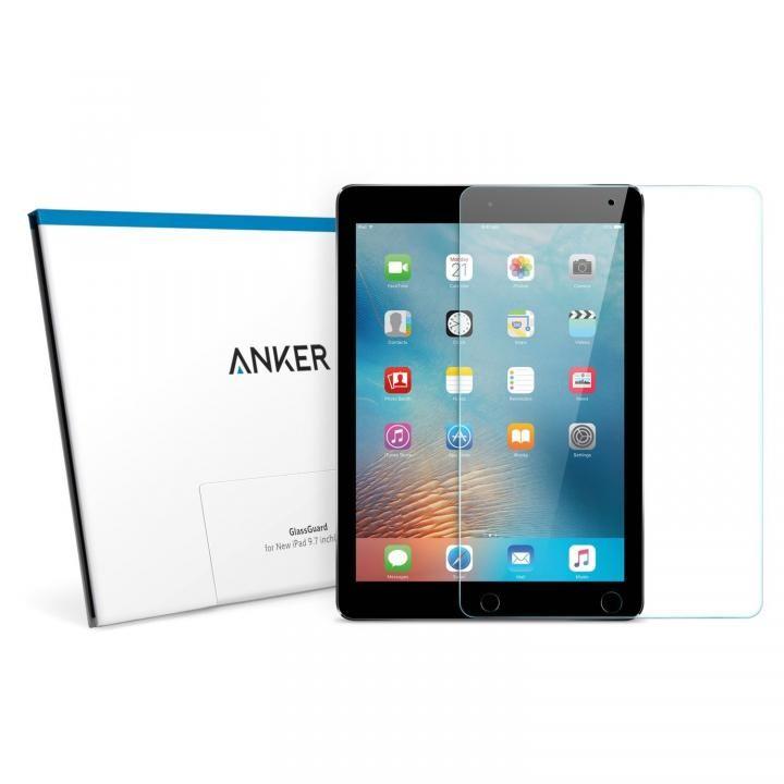Anker GlassGuard 強化ガラス保護フィルム 9.7インチ iPad Pro_0