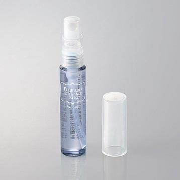 スマートフォン・タブレット用クリーナー/香り付/ミストスプレー/ウッディ