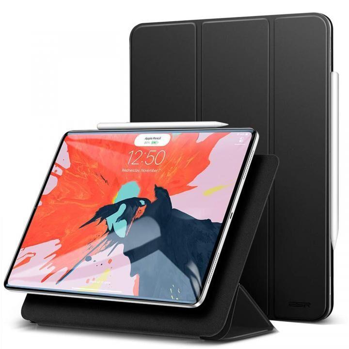 マグネット吸着式 Smart Folio ケース ブラック 11インチ iPad Pro 2018_0