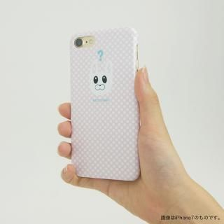 【iPhone6s/6ケース】ナゾウサギ iPhoneケース デザインB for iPhone 6s / 6_3