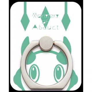 アブダクトの界獣 スマートフォン落下防止リング