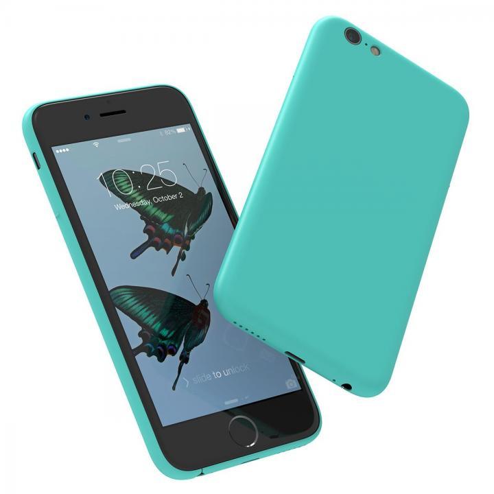 ミニマルデザインケース MYNUS ライトブルー iPhone 6s/6