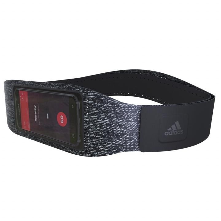 iPhone7 Plus/6s Plus ケース adidas Performance Sport ウェストバンド 5.5インチ ブラック_0