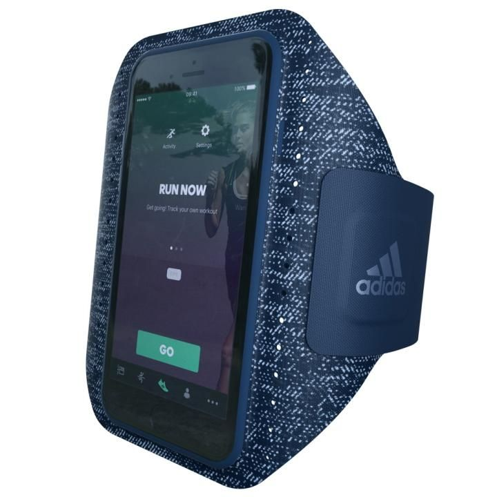 iPhone7 ケース adidas Performance Sport アームバンド Collegiate Navy iPhone 7_0