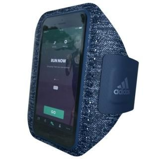 adidas Performance Sport アームバンド Collegiate Navy iPhone 7