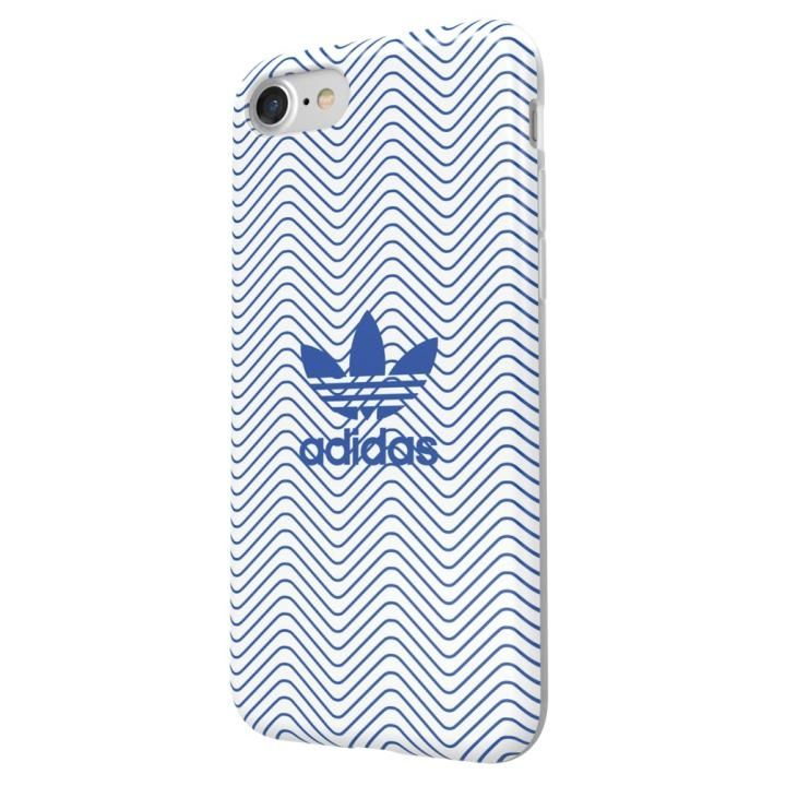 adidas Originals オリジナル TPUケース logo bluebird iPhone 7