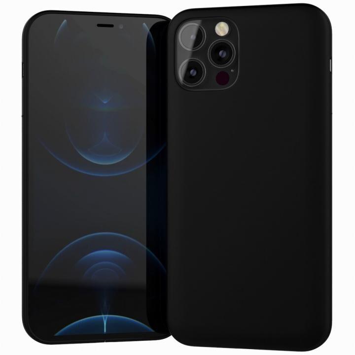 MYNUS CASE マットブラック iPhone 12 Pro_0