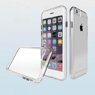 PhoneFoam Dual Skin クリア iPhone 8/7/6s/6【6月上旬】