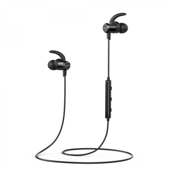 Anker SoundBuds Slim Bluetoothイヤホン ブラック_0