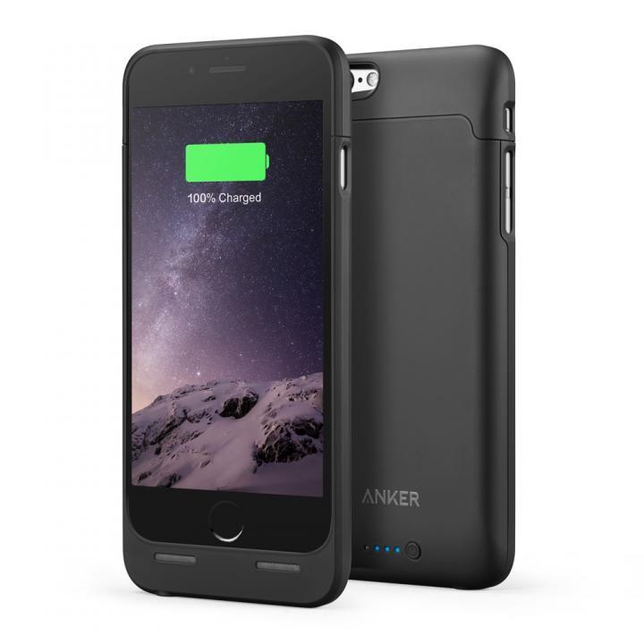 Anker ウルトラスリムバッテリー内蔵ケース MFi認証 iPhone 6