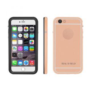 ウルトラスリム防水耐衝撃ケース インビンシブルシェルター ゴールド iPhone 6s Plus/6 Plus