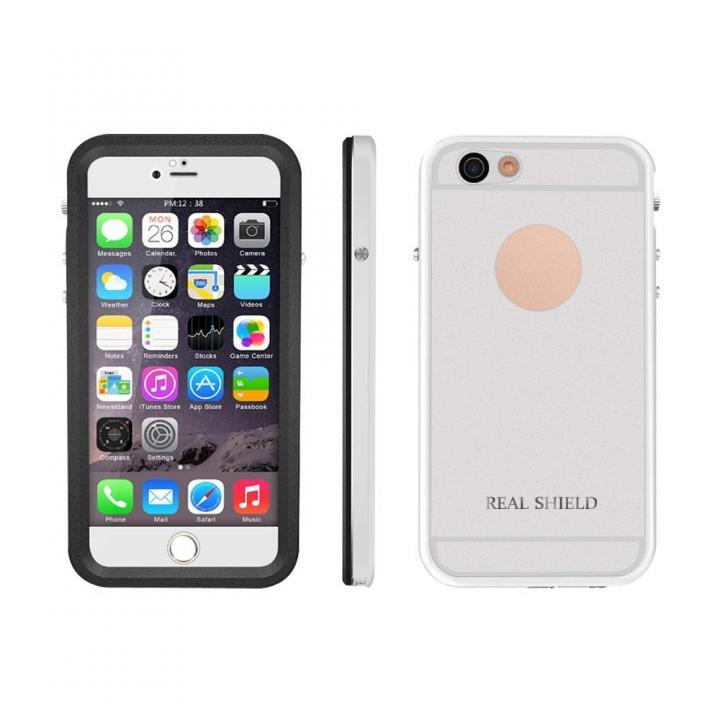iPhone6s/6 ケース ウルトラスリム防水耐衝撃ケース インビンシブルシェルター シルバー iPhone 6s/6_0