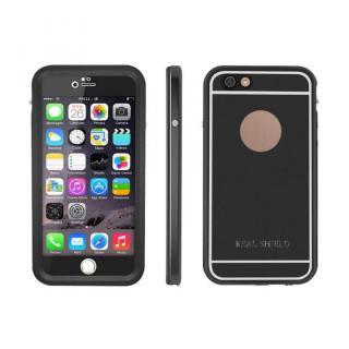 ウルトラスリム防水耐衝撃ケース インビンシブルシェルター メタルブラック iPhone 6s/6【9月下旬】