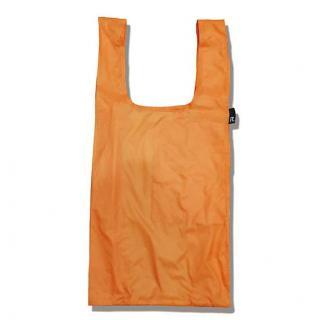 [夏フェス特価]ROOTOTE ポータブルエコバッグ ルーショッパー RS.REG.Belt-A オレンジ