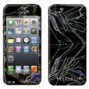 翠星のガルガンティア スキンシール iPhone SE/5s/5 MCC FACE