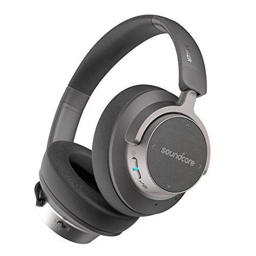 Anker Soundcore オーバーイヤー型 Bluetooth ヘッドフォン ノイズキャンセリング Space NC_0