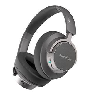 Anker Soundcore オーバーイヤー型 Bluetooth ヘッドフォン ノイズキャンセリング Space NC【6月上旬】
