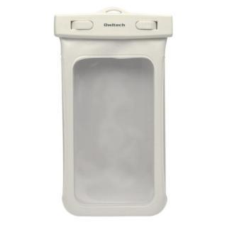 [新iPhone記念特価]IPX8 防水ソフトケース Waterproof ホワイト iPhone SE/5s/5c/5 iPod touch