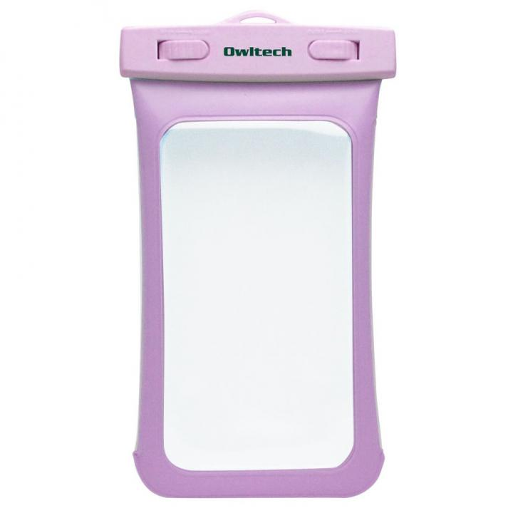 IPX8 防水ソフトケース Waterproof ピンク iPhone 5s/5c/5 iPod touch