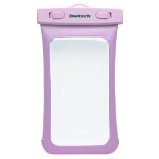 [2017夏フェス特価]IPX8 防水ソフトケース Waterproof ピンク iPhone SE/5s/5c/5 iPod touch