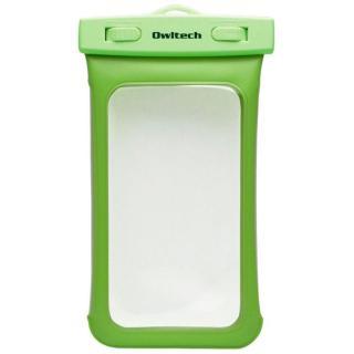 [新iPhone記念特価]IPX8 防水ソフトケース Waterproof グリーン iPhone SE/5s/5c/5 iPod touch