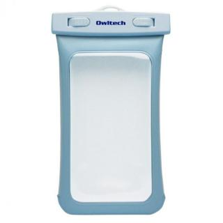 IPX8 防水ソフトケース Waterproof ブルー iPhone SE/5s/5c/5 iPod touch