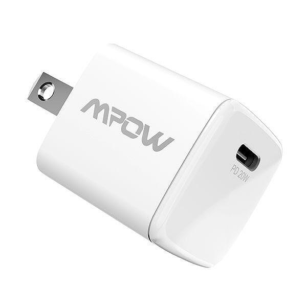 MPOW PD20Wアダプター ホワイト_0