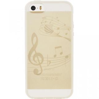 マットケース 音符 iPhone SE/5s/5ケース