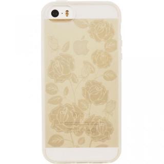 マットケース バラ iPhone SE/5s/5ケース