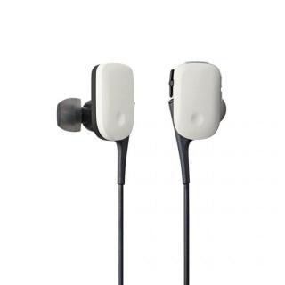軽量12gでコンパクト Bluetooth ワイヤレスイヤホン ホワイト